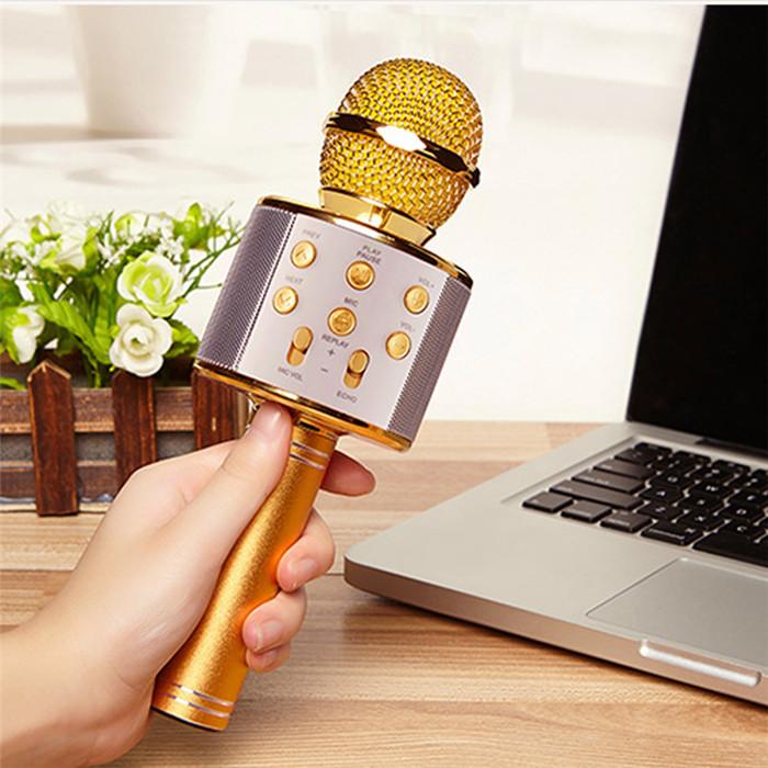 Микрофоны, колонки