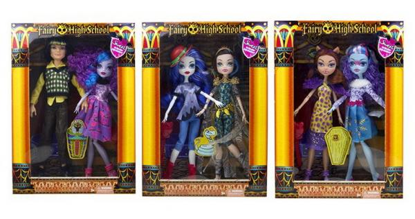 "Набор кукол ""Ever After High"", арт. DH2202"