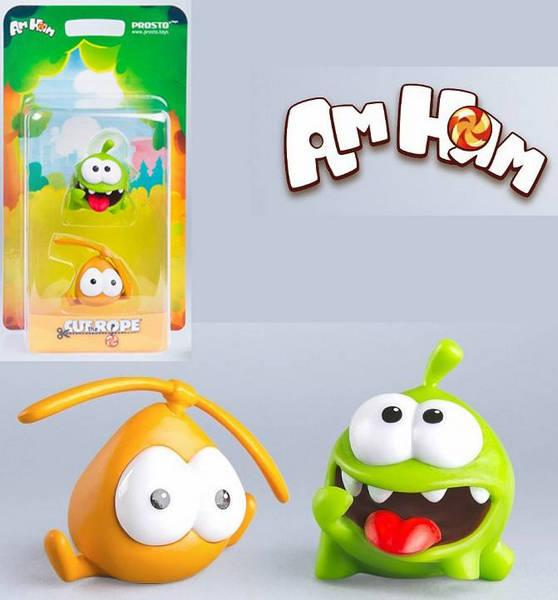 Набор 2 - Cut the Rope, 2 фигурки, арт. 201409