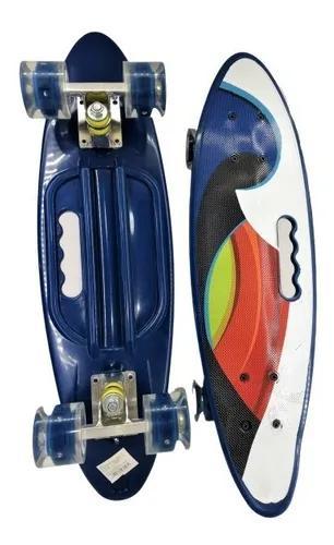 Скейтборд детский MicMax, 61 см х 18 см, арт. JP-HB-314