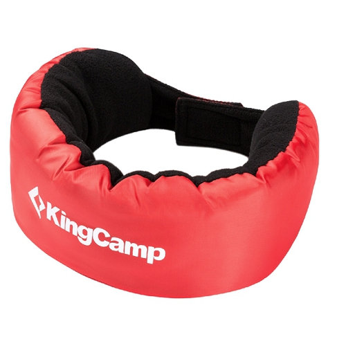 Подушка KingCamp 3 in 1 Neck Pillow 7007 Red