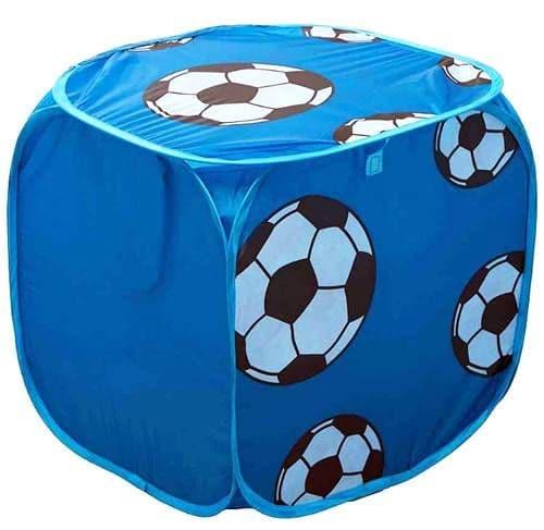 """Корзина для игрушек """"Футбольный мяч"""" 45 х 45 см, арт. R4003A"""